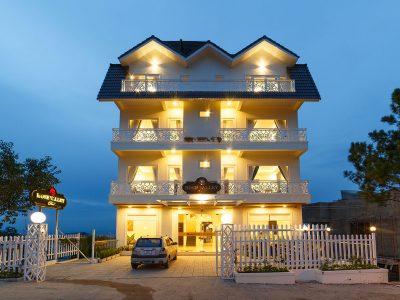 Rose Valley Hotel Dalat